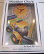Hand Made Wooden Clock in Tractors or Digger.